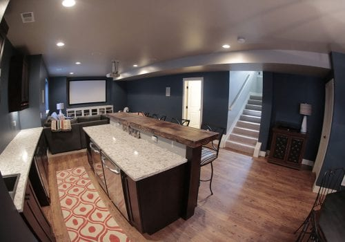 Basement Finish